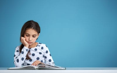 Improving Reading Comprehension and Lowering Anxiety